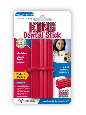 Hračka Kong Dental Stick