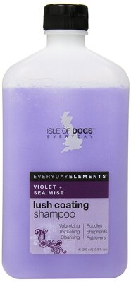 Lush Coating šampon pro psa  No.700 - 500ml Isle Of dogs